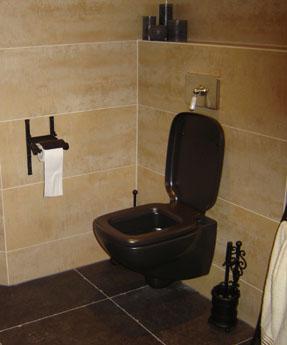Toiletaccesoires.